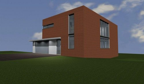 Entwurf im stil der moderne morgenstern architektur for Entwurf architektur