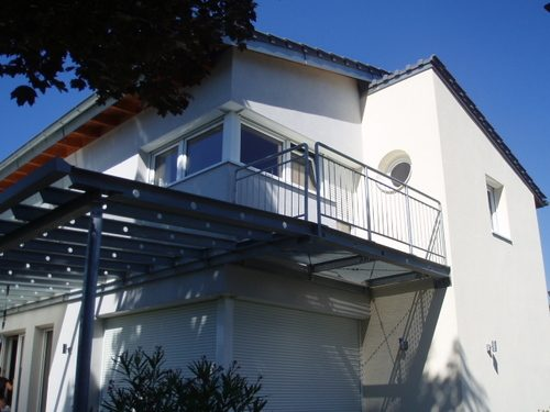 Neubau Haus Häusler in Osthofen