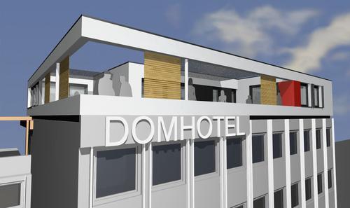 Modernisierung eines Penthouses