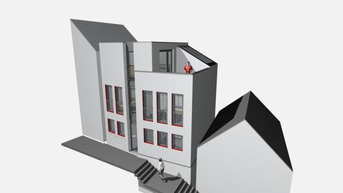 Haus Kohlmann Mettenheim