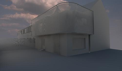 Fassade Truschel Elektrotechnik GmbH