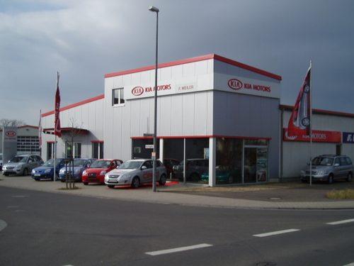 Autohaus Weiler in Osthofen